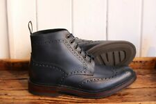 Loake Bedale 9.5G in Navy - Seconds - RRP £270 (L931)