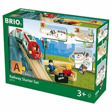 Brio Railway Starter Set A 33773 Wooden Train Set