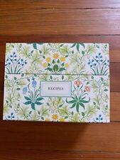Victoria y Albert Museum William Morris Receta Caja By Victoria & Albert..