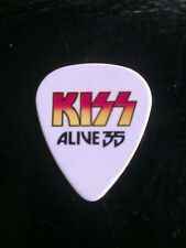 Kiss Paul Stanley Alive 35 Guitar Pick Make An Offer!