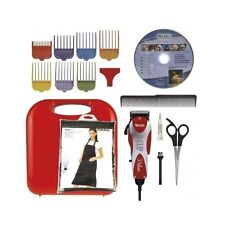 Small Dog Hair Clippers Fine Pet Pro Fur Trim Grooming Home Kit How to Groom NEW