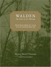 Walden; or, Life in the Woods: Bold-faced Ideas fo