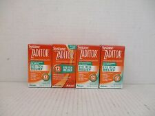 4 SYSTANE ZADITOR EYE ITCH RELIEF EYE DROPS 30 DAY SUPPLY: 11/20 CR 1173