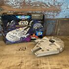 Star Wars Micro Machines 1995 Millennium Falcon Transforming Action Playset For Sale