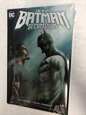 The Next Batman: Second Son DC Comics HC John Ridley