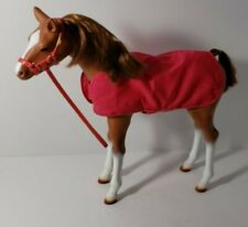 OUR GENERATION BAY  FOAL  HALTER AND BLANKET