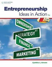 Marketing (modified): Entrepreneurship : Ideas in Action by Cynthia L. Greene