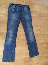 DIESEL jeans femme Stretch  /CHEROCK/ 27x32/ 36Fr  PARFAIT ETAT-Coupe bootcut