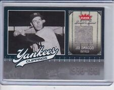 Joe Dimaggio 2006 Fleer Greats of the Game Yankees Clippings GU Pants #NYY-JD