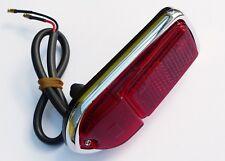 Lucas 54922 L824 Red RH Rear Side Marker Lamp for MGB Jaguar XJ6, BHA4970