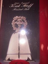 Lenox Silver Plate Bell 1997 Nutcracker Dance Sugarplum Fairies Music Box Stieff
