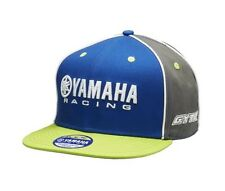 OFFICIAL Yamaha Racing Mx Doncaster Blu/Verde/Grigio Adulti Berretto Da Baseball