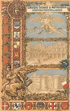 4280) SERVIZIO TECNICO D'ARTIGLIERIA, LABORATORIO PIROTECNICO DI BOLOGNA.
