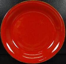 Vietri Cucina Red Salad Plate