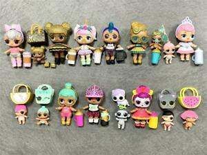 Lot LOL Surprise UNICORN Punk boy LUXE Kitty Queen Bee Dolls Toys Collection Fan