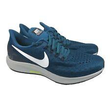 Nike Air Zoom Pegasus 35 Running Shoes Blue Force Black Mens 942851-403 Size 7