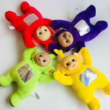 Teletubbies Plush Toy 4pcs/1set Doll Sleep Baby Doll Birthday Present New gift