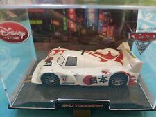 Disney Cars 2 SHU TODOROKI Collector's Case Disney Store