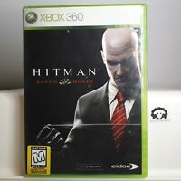 Hitman: Blood Money ( Xbox 360 ) Tested