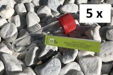 5 x PETling + Logbuch 180 + Bleistift (Geocache, Geocaching, PETlinge)