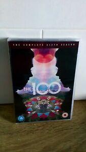 The 100 Sixth 6 Season DVD Region 2 UK New Sealed