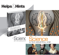 Science in the Industrial Age SET - Text and Helps & Hints, Jay Wile  New