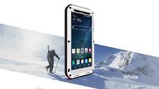 Love Mei Metallgehäuse für LG V10 spritz Wasserdicht Schutz weiss weiß