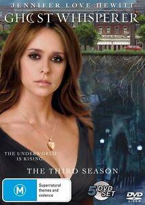 Ghost Whisperer: Season 3 (DVD, 2009, 5-Disc Set)