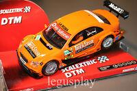 """Slot Scx Scalextric 6292 Mercedes C-klasse DTM """" L' Rosa, """""""