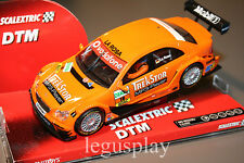 "Slot SCX Scalextric 6292 Mercedes C-Klasse DTM "" La Rosa "" - New"