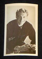 Carlos Thompson 1940's 1950's Actor's Penny Arcade Photo Card
