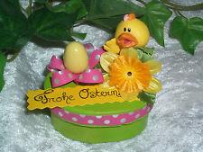 Wunderschöne Geschenkschachtel Ostern Küken Ei Blume Geldgeschenk Schachtel Box