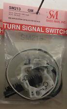 Shee-Mar SM213 Turn Indicator Switch 1973-78 GMC CHEVY TRUCK IHC TRUCK