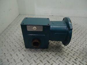 TIGEAR GEAR BOX 6041595 R AA   40:1 RATIO 1750 INPUT RPM .67 OUTPUT HP