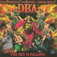 The Sky Is Falling, DBA, Rick Derringer, Excellent