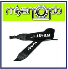 Neoprene Shoulder Neck Strap for Fujifilm DSLR Digital Camera
