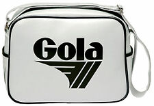***NEW*** Gola Redford Bag Color White/Black Great Look!