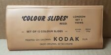 Vintage Kodak Colour Slides London Set 2 (D-1)