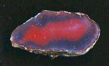 Achat/Agate von Agate Creek in Australien - mit schöner Farbe - interessant !!!!