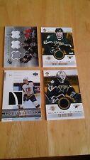 SERGEI SAMSONOV 223/225 JERSEY CARD 2001-02 UPPER DECK HONOR ROLL, BOSTON BRUINS