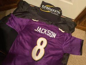 Lamar Jackson Baltimore Ravens CUSTOM XL Jersey Louisville