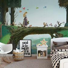 Disney Tapete Wandkunst 366x254cm Foto Wand Dekor Cinderella Mädchen Badezimmer