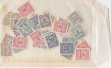 Konvolut Inflations-Briefmarken Infla Deutsches Reich Tüte Postfrisch Millionen