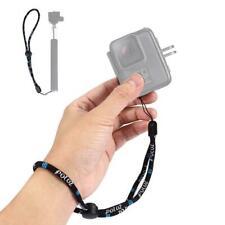 23cm Hand Wrist Strap Adjustable Lanyard For GoPro 3 Nice 4 HERO5 2 3+ 1,PU E3B6