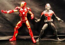 Marvel Legends Avengers Lot Iron Man Ant Man