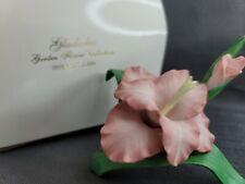 1995 Lenox Gladiolus Garden Flower Sculpture