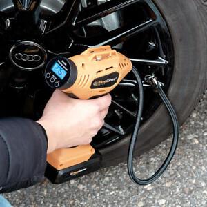 PrimeCables® Pro Automatic Cordless Tire Inflator Portable Air Compressor