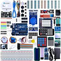 Elegoo UNO R3 Project Complete Starter Kit with Tutorial for Arduino Mega2560...