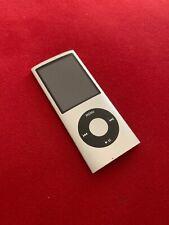 Apple iPod Nano 4th Gen 8 GB Silver Model 1285 - Faulty