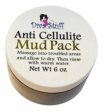Anti Cellulite Mud Pack With Dead Sea Clay, Coffee Grinds, Fenugreek, Juniper &